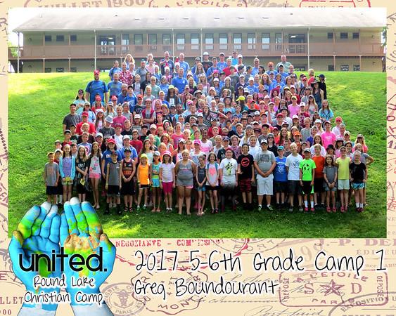 2017 5-6th Grade Camp 1