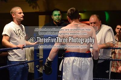 Boxing - Kingfisher 11th May 2013
