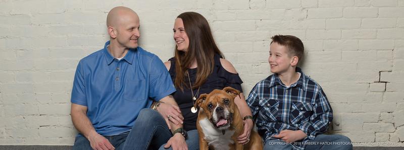 3/26/18 Behind The Gautreau Family Portrait Session