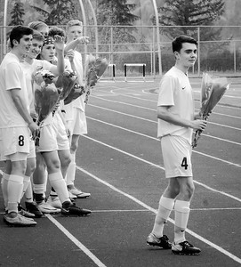 April 18, 2018 Senior Night - Varsity