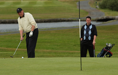 Golfmót VÍS 2008