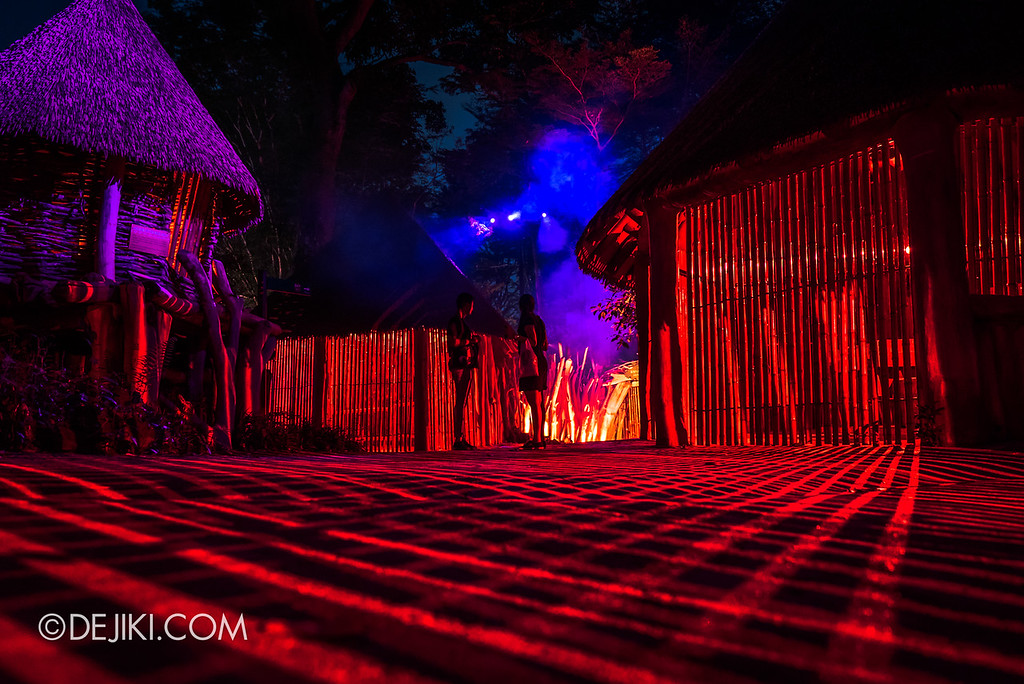 Singapore Zoo Rainforest Lumina - Light Huts 2