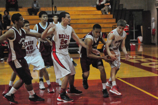 JV - Cherokee Trail at Regis - 12.22.2012