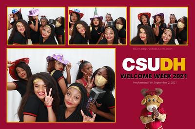 9/2/21 - CSUDH Welcome Week 2021