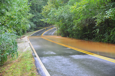 West Cobb Flood 09