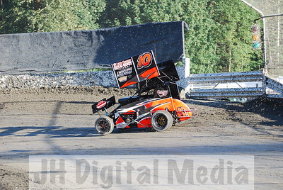 Deming Speedway - Sept 11th, 2009 - First Responders Night