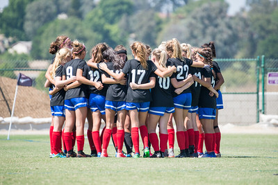 170730 - 03 Girls U15 - Southwest United Sports at San Juan ECNL