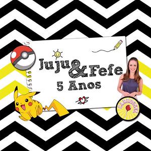 Aniversário | Juju & Fefe 5 anos