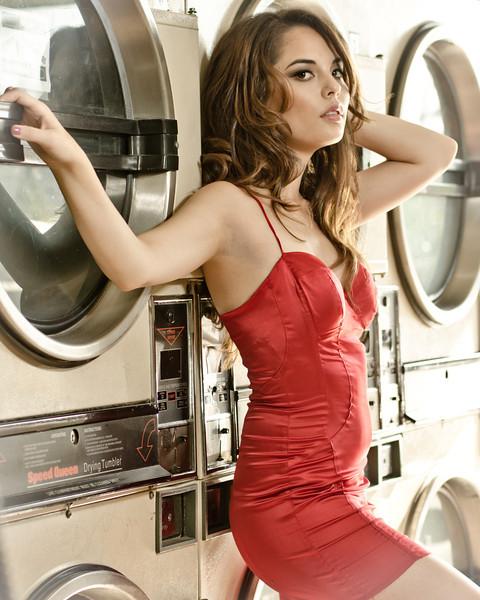 Stylistic - Laundromat shoot