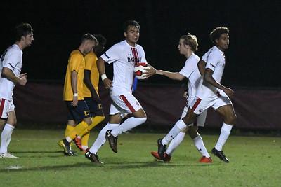 Men's Soccer vs ETSU