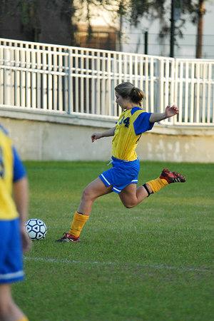 SVA vs SCDS - JV Soccer 2/26/07