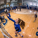 Volleyball Gilmour vs Brunswick