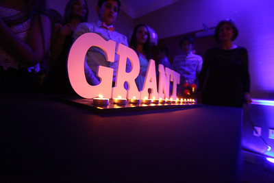 Grant's Bar Mitzvah Celebration