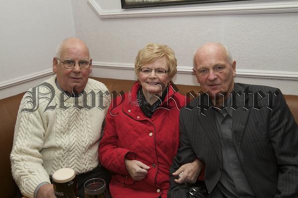 Charity Night in aid of Macmillan Nurses. Thomas Callan, Barbara Andrews, Howard Mc Alpine.10W45N718