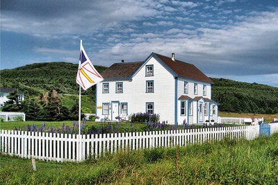 Newfoundland - Tickle Inn at Cape Onion