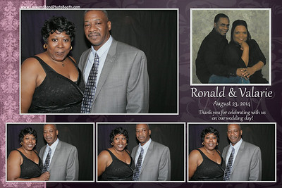 Ronald & Valarie Wedding