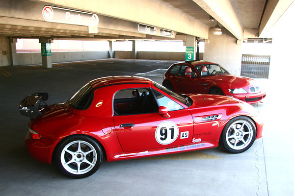 M Coupe & M Roadster Photoshoot