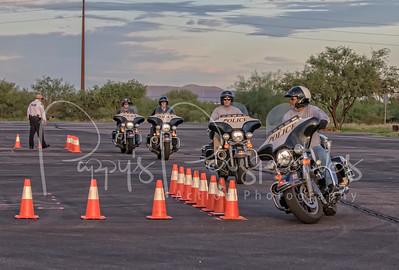 Tucson Police Motor School 2015