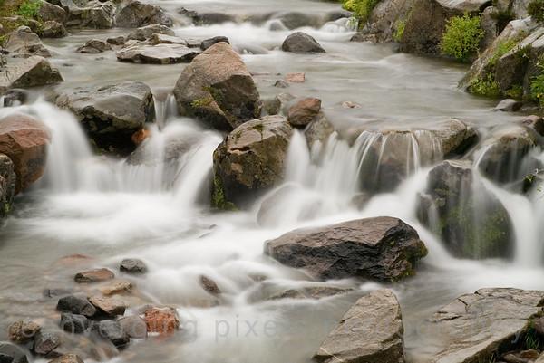"""""""Myrtle Falls #1"""", Mt. Rainier National Park, Wa."""