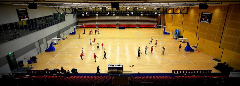 Basketball WA Stadium