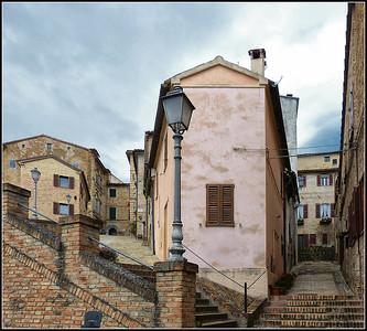 Urban Stairways