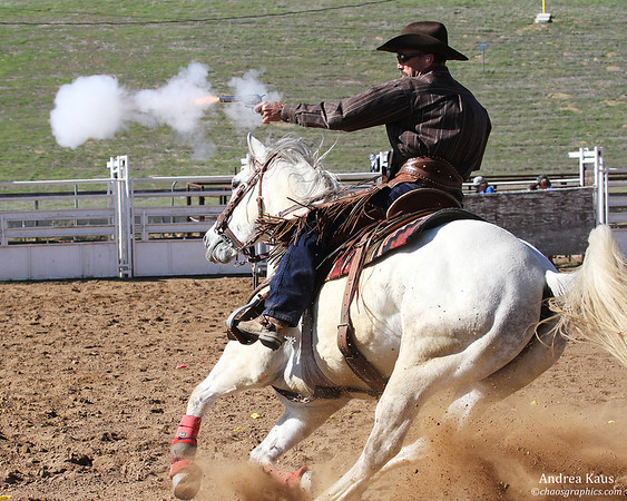 SoCal CMSA - Blazing Saddle Series, Shoot #1