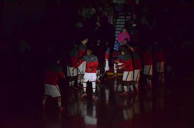 VB Basketball vs Fulton 2-24-15
