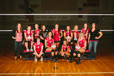 HS - Girls Volleyball