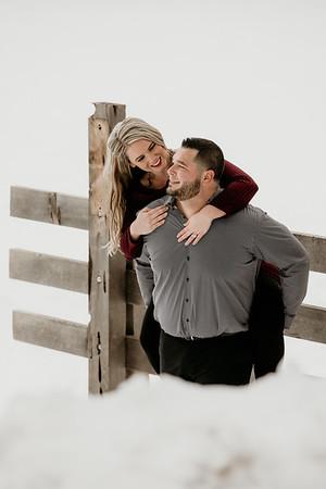 Rafa and Caley - Engagement