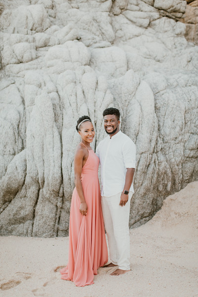 Cabo Engagement - K+A