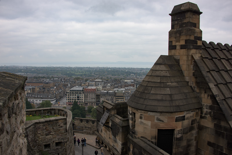 Edinburgh & St Andrews