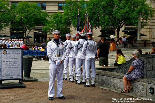 Memorial Day Parade - Washington DC - May 27, 2019
