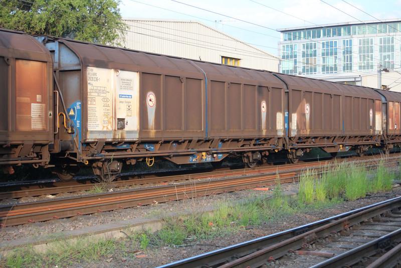 23802829236-1 seen at Mitre Bridge Jct in 6B63 Wembley-Dollands Moor  30/05/13.