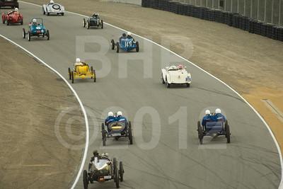 2012 Saturday Rolex Monterey Motorsport Reunion Top Shots for track