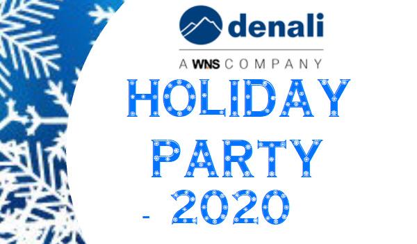 DENALI HOLIDAY PARTY 2020