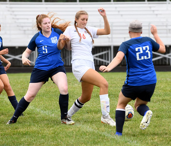 Howland at Grand Valley girls soccer August 24, 2019