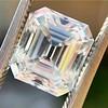 3.10ct Vintage Emerald Cut Diamond, GIA H VS1 1