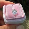 2.71ct Cushion Cut Diamond GIA E, SI1 10