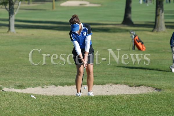 09-24-13 Sports Sectional Girls Golf @ Kalida