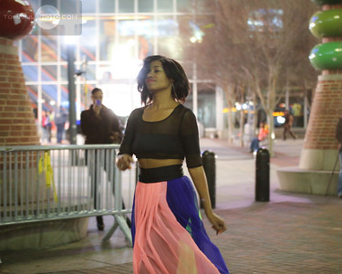 DCP Flash Mob Fashion Show