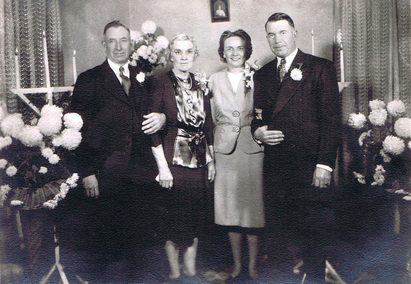 L-R Uncle Charlie, Aunt Mayme, Grace and Ben Nelson.jpg