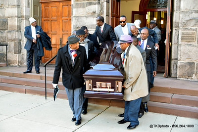 Homegoing Services - Westmore Kumeh Nagbe