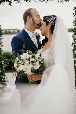 Xotchilt and Justin Wedding