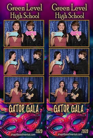 Green Level HS Gator Gala