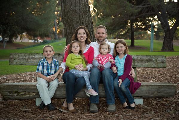 Nunn Family 2015