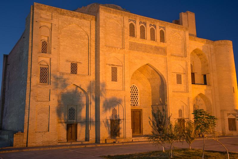 Bukhara, Lyabi Square