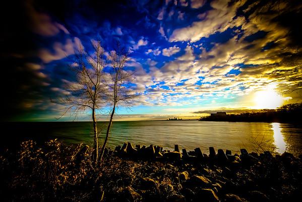 Lakewood Park Sunrise