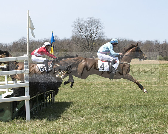Blue Ridge Point to Point 4-22-18