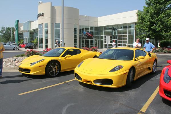 Aristocrat Motors 2013