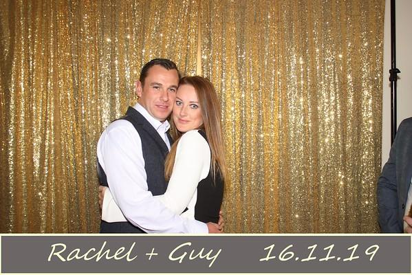 Rachael + Guy